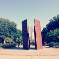 Photo taken at University of Nebraska-Lincoln by Herlveron S. on 9/6/2013
