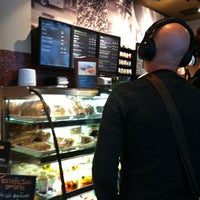 Photo taken at Starbucks by Gregory on 10/10/2012