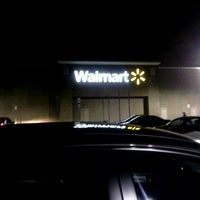 Photo taken at Walmart Supercenter by Jeff S. on 12/5/2012