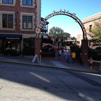 Photo taken at Ghirardelli Chocolate Marketplace by Lisa L. on 10/17/2012