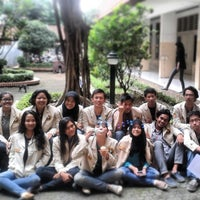 Photo taken at STMIK Jakarta STI&K Radio Dalam by Cut A. on 3/23/2014