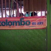 """Photo taken at Lotek COLOMBO """"Bu Ary"""" by Johannes S. on 8/7/2013"""