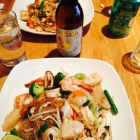 Photo taken at Nahm Thai Kitchen by Michael B. on 11/10/2014
