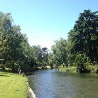 Photo taken at Christchurch Botanic Gardens by Kenneth P. on 12/15/2012