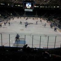 Photo taken at Germain Arena by Sandra O. on 10/26/2012