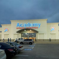 Photo taken at Academy Sports & Outdoors by Dereck H. on 10/26/2012