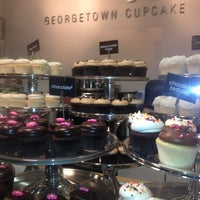 Photo taken at Georgetown Cupcake by Vera K. on 11/18/2012