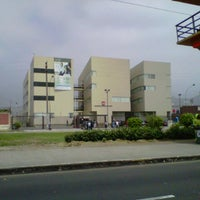 Photo taken at Universidad Privada del Norte (UPN) by Paul G. on 11/2/2012