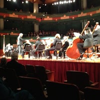Photo taken at Performing Arts Center (PAC) by Lance R. on 3/10/2013