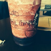 Photo taken at Starbucks by Eduardo on 10/3/2013