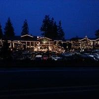 Photo taken at Alderbrook Resort & Spa by Frank J. K. on 11/24/2012