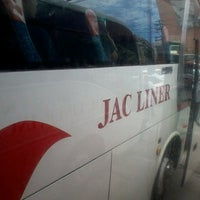 Photo taken at JAC Liner Inc. (Pasay Terminal) by Issa S. on 6/23/2013