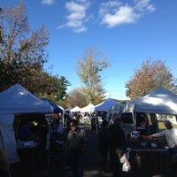 Photo taken at Seacoast Farmers Market - Exeter by Brandon S. on 10/11/2012