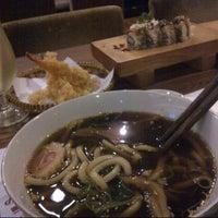 Photo taken at Hatsu Tei Teppanyaki & Sushi by Wulan T. on 7/29/2013
