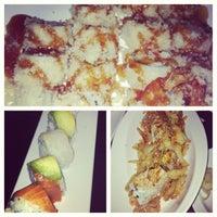 Photo taken at SakeBomber Sushi & Grill by Aubreya B. on 5/30/2013