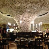 Photo taken at Hotel Mulia Senayan by Susan K. on 9/3/2013