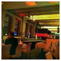 Photo taken at Sage Restaurant & Beach by Michael B. on 12/29/2010
