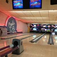 Photo taken at Bowler City Lanes by Laura F. on 11/11/2012