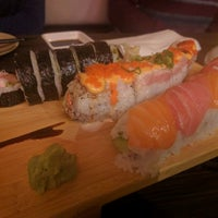 Photo taken at Mio Sushi by Randy on 11/10/2016