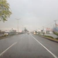 Photo taken at Serik Caddesi by Tolga S. on 4/15/2013