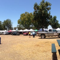 Photo taken at OC Great Park Farmers Market by Andy on 7/7/2013