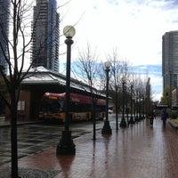 Photo taken at Bellevue Transit Center by Greg R. on 4/6/2013