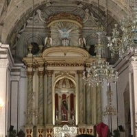 Photo taken at Cathedral-Basilica of the Immaculate Conception of Manila (Manila Cathedral) by Sasa on 3/28/2013