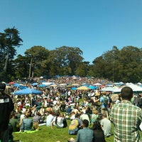 Photo taken at Hippie Hill by Lia on 4/20/2013