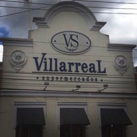 Photo taken at Villarreal Supermercados by Fui por aí... on 4/18/2014