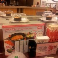 Photo taken at Sushi King by s.n.ikhlas on 10/20/2012