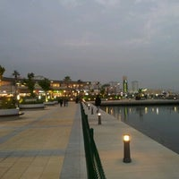 Photo taken at Mersin Marina by S. Can K. on 2/3/2013
