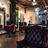 Photo taken at Salon Pure by Vahid on 5/6/2015