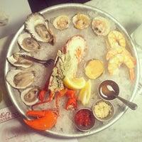 Photo taken at Ed's Lobster Bar by Leslie K. on 6/15/2013