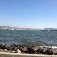 Photo taken at İzban Bayraklı İstasyonu by Engin A. on 6/21/2013