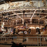 Photo taken at The Carousel @ Carousel Center by omzn on 11/23/2012