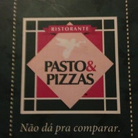 Photo taken at Pasto & Pizzas by Alexandre B. on 3/17/2013