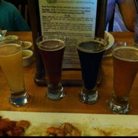 Photo taken at Outer Banks Brewing Station by Wayne on 8/10/2013