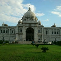 Photo taken at Victoria Memorial by Hari Sankar S. on 8/23/2013