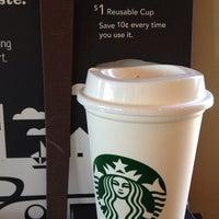 Photo taken at Starbucks by Lici B. on 1/20/2013