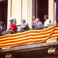 Photo taken at Ajuntament de Les Corts by David on 10/7/2012