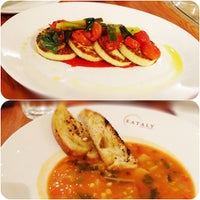Photo taken at Le Verdure @ Eataly by Vera on 6/19/2013