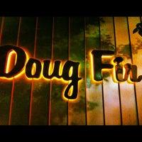 Photo taken at Doug Fir Lounge by Rick C. on 9/26/2012