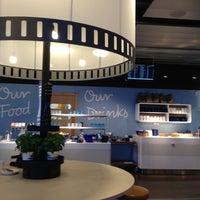 Photo taken at SAS Business Lounge by Jan L. on 4/11/2013