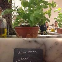 Photo taken at Vapiano by jugaroni on 10/7/2012