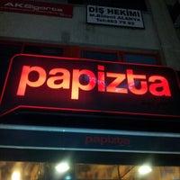 Photo taken at Papizta by Arif S. on 10/12/2012