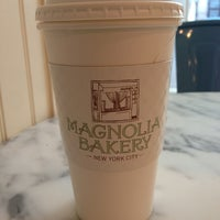Photo taken at Magnolia Bakery by Veli on 3/3/2013