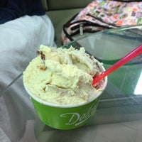 Photo taken at Dolce Frutti Gelateria by Sangwoo K. on 8/16/2013