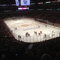 Photo taken at United Center by Josh W. on 5/4/2013