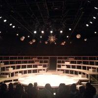 Photo taken at Teatro La Aduana by Eduardo S. on 2/17/2013