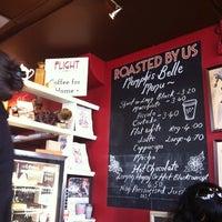 Photo taken at Memphis Belle Coffee House by Kieran on 12/16/2012